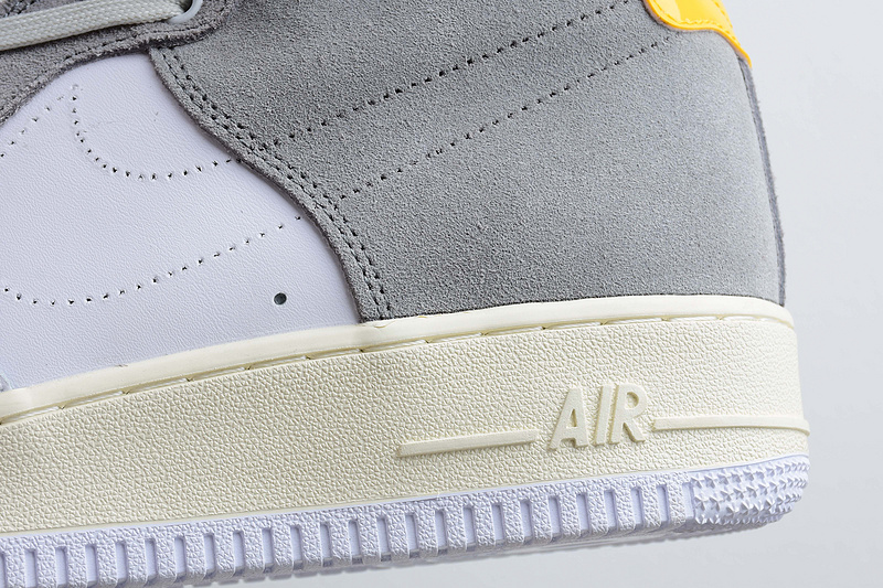 A-COLD-WALL* x Nike Air Force 1 AF1 ACW联名 白灰色 图片3
