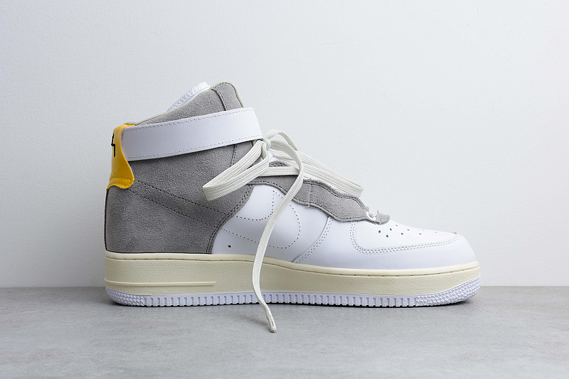 A-COLD-WALL* x Nike Air Force 1 AF1 ACW联名 白灰色 图片5