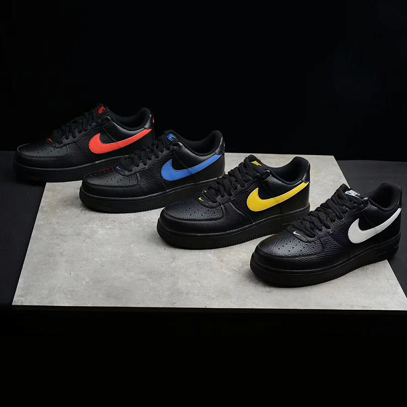 NIKE Air force low Vlone 四大金刚