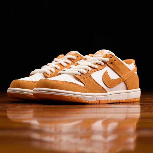 Nike SB Zoom Dunk Low Pro 麦橙色