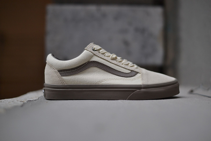 VANS Old Skool CD Cream奶油白