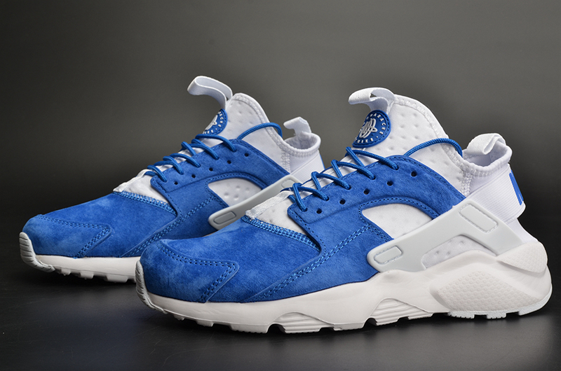 NIKEID AIR HUARACHE RUN 蓝白